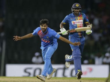 Nidahas Trophy 2018: Shardul Thakur, Manish Pandey help India beat Sri Lanka to move to top of table