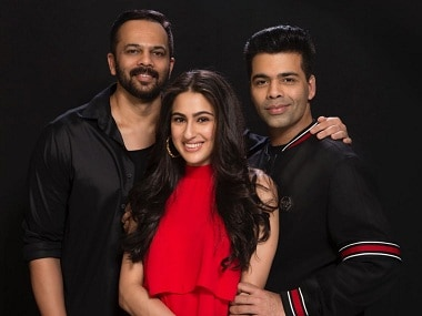 Sara Ali Khan to be paired opposite Ranveer Singh in Rohit Shetty's upcoming action comedy Simmba