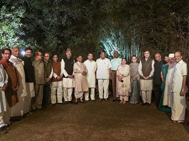 Sonia Gandhi hosts dinner for Opposition parties; Congress says meeting organised for friendship, amity