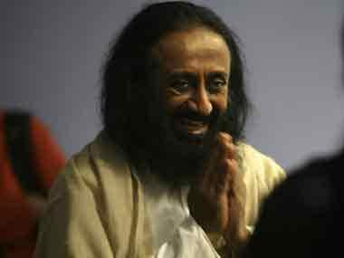 File image of Sri Sri Ravi Shankar. AFP