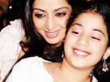 Janhvi Kapoor pays touching tribute to mother Sridevi: 'I love you, my everything'