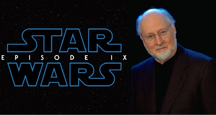John Williams will provide music to JJ Abrams' next Star Wars IX.