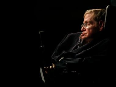 Stephen Hawking. Image: Reuters