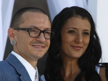 Chester Bennington's wife launches mental health awareness campaign to commemorate late husband's birthday