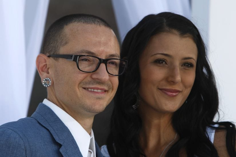 Chester Bennington's widow launches mental health awareness campaign to mark singer's birthday