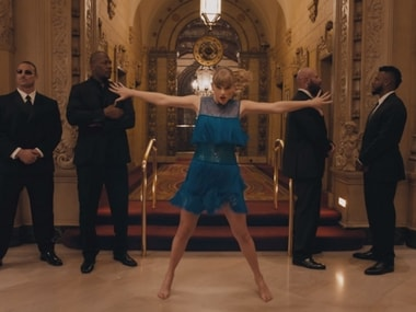 Watch: Taylor Swift dances like nobody's watching in new music video for Delicate, from her album Reputation