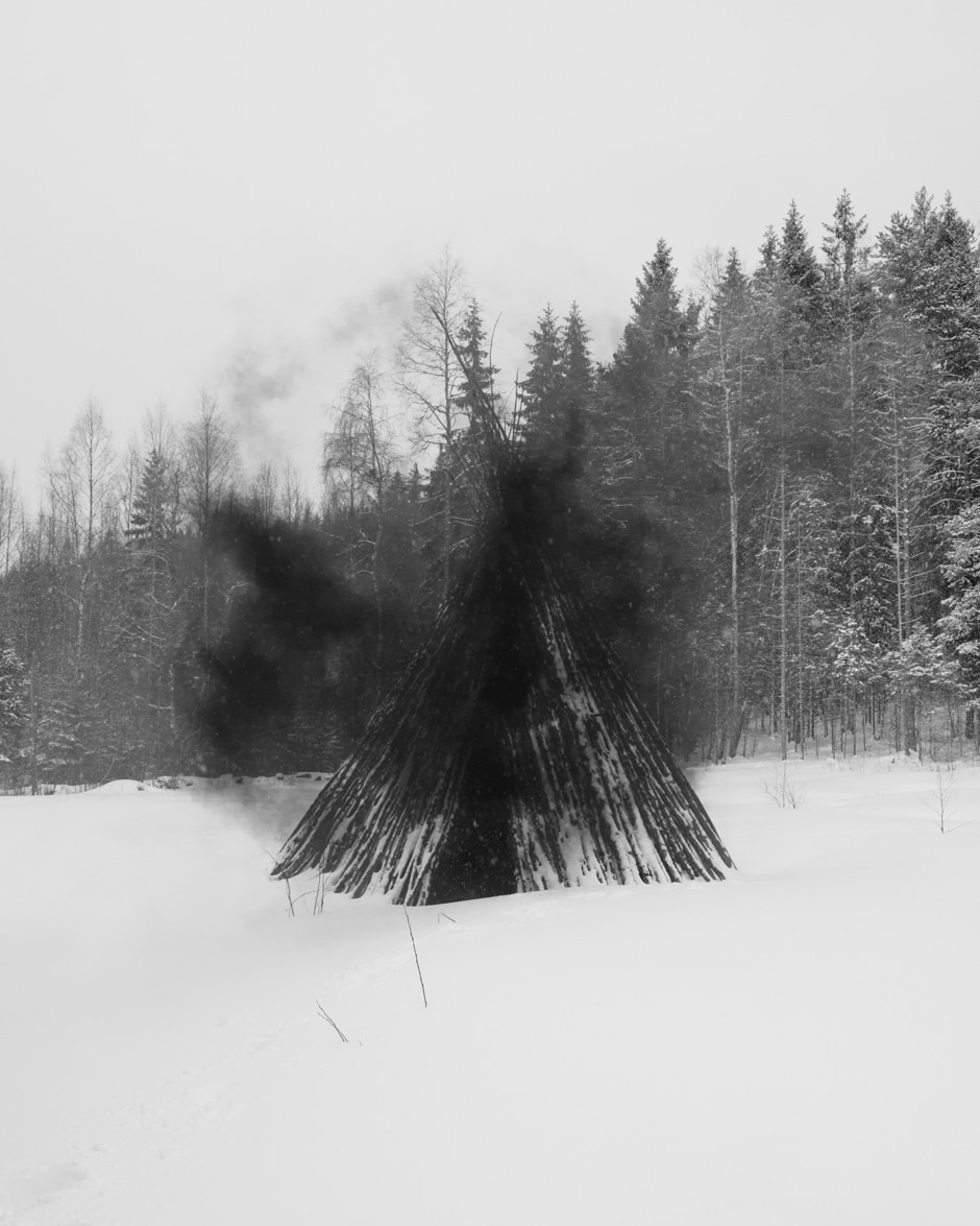 Slash & Burn investigates what it means to both feel like and be a Forest Finn today -
