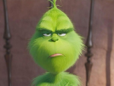 The Grinch trailer: Benedict Cumberbatch brings Dr Seuss' character to life in the grumpiest manner possible
