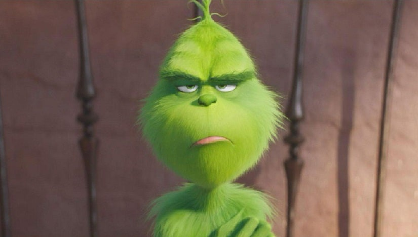 'The Grinch' Trailer Teases a Mean Benedict Cumberbatch