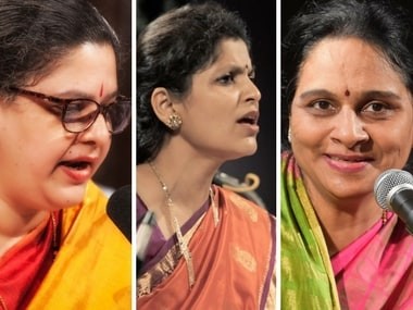 Unchained melody: Three leading exponents of Hindustani music describe their journeys