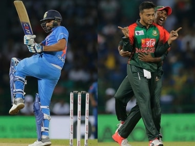 LIVE Cricket Score, India vs Bangladesh T20 Nidahas Trophy final: Rohit, Dhawan begin chase