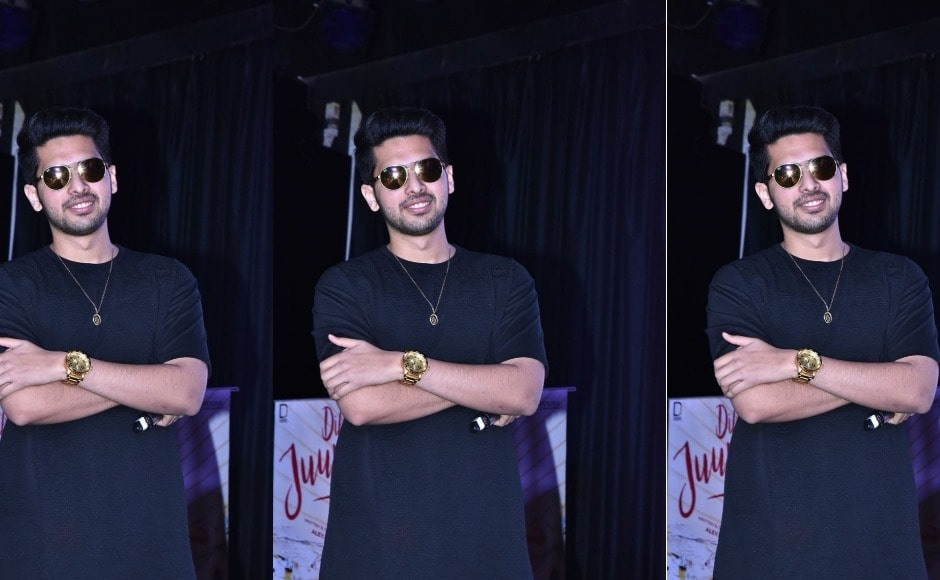 Armaan Malik, Jubin Nautiyal and Prakriti Kakar mark presence at Dil Juunglee audio launch