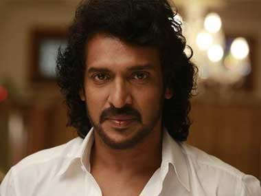 File image of actor Upendra. Image courtesy: Facebook/nimmaupendra