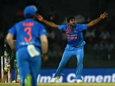 Nidahas Trophy 2018: Don't want to put myself under pressure by comparisons with Hardik Pandya, says Vijay Shankar