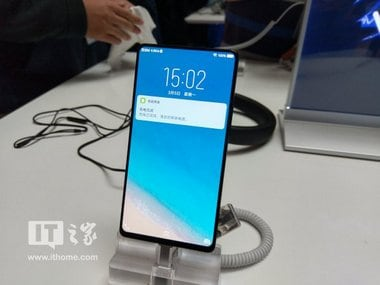 Vivo's pop-up camera smartphone from MWC is no longer a concept, APEX will enter into production this year
