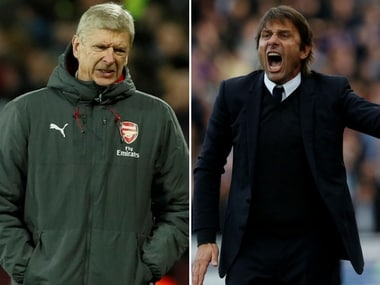 Premier League: Antonio Conte, Arsene Wenger in quest for survival as Chelsea, Arsenal fight for top-four spot