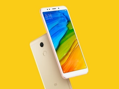 Xiaomi Redmi 5 launched with a 5.7-inch display and 3,300 mAh battery, price starts at Rs 7,999