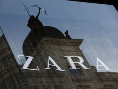 Zara to to introduce augmented reality displays from April in a bid to lure millennials to their stores