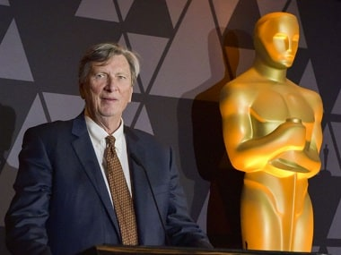 Academy of Motion Picture Arts and Sciences president John Bailey under investigation for allegations of sexual misconduct