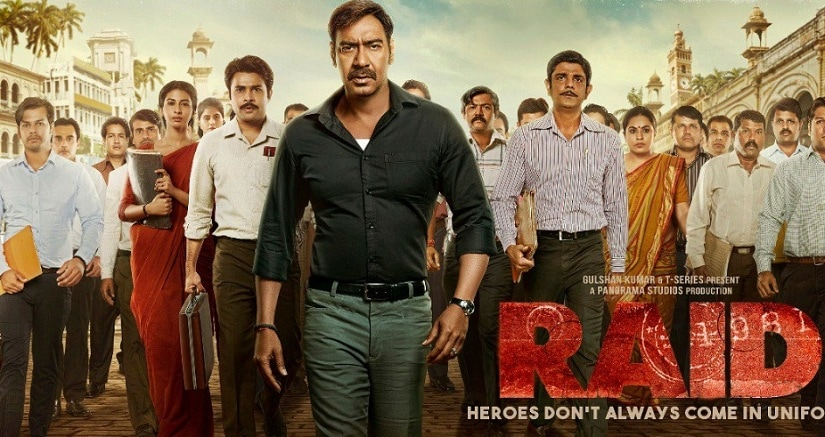 Ajay Devgn reveals his three upcoming movies after Raid