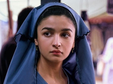 Alia Bhatt stands out as the burqa-clad Sehmat in Raazi; new stills released on actress' birthday