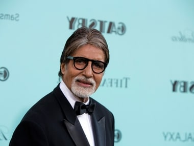Amitabh Bachchan assures fans of his well being, after news of falling ill during Thugs of Hindosthan shoot in Jodhpur