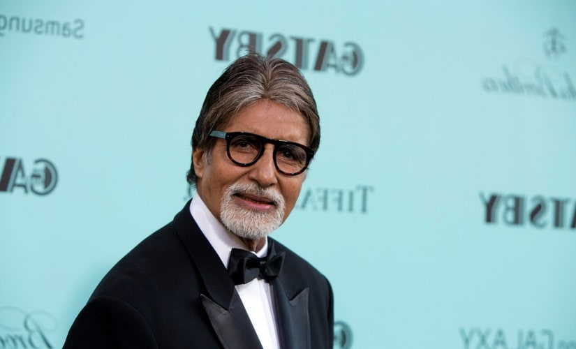 Amitabh Bachchan/Image from Twitter.