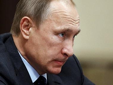File image of Russian president Vladimir Putin. Reuters