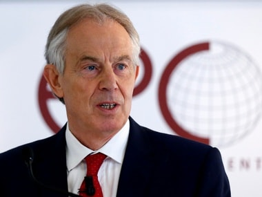 Britain's exit from EU weakens its position economically and politically, says Tony Blair
