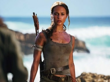 Alicia Vikander's Tomb Raider tops international box office with a total collection of $84.5 mn