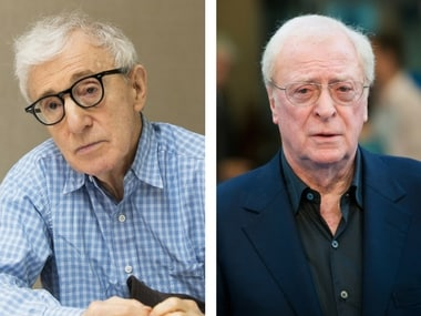 Michael Caine speaks out about allegations against Woody Allen; says 'I wouldn't work with him again'