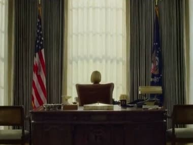 House of Cards season 6 teaser: Claire Underwood returns as the menacing new chief in a powerful first look
