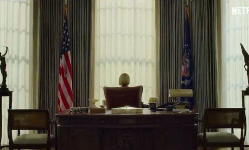 'House of Cards' Debuts First Trailer Without Kevin Spacey for Final Season