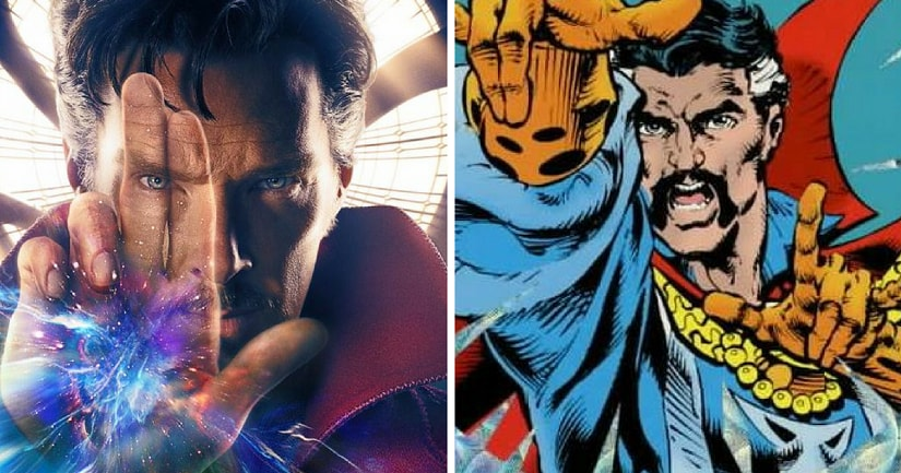 Mighty Strange but There Are No Plans Yet for Doctor Strange 2