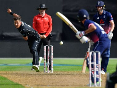 Highlights New Zealand vs England, 3rd ODI at Wellington: Visitors hold nerve to win thriller
