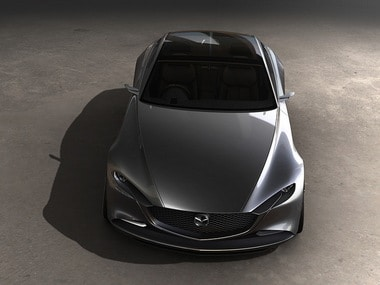 Mazda Vision Coupe named Concept Car of the Year at the Geneva Motor Show