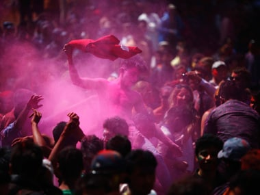 For some women, Holi festivities were marred by incidents of harassment, unresponsive authorities