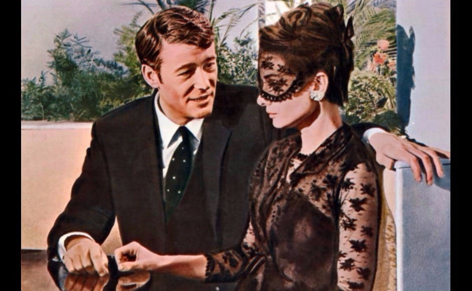 Givenchy and Hepburn also enjoyed a deep relationship outside of films — they were friends for more than 40 years, from 1953 when they met while working on Sabrina, and ending with the actress' death in 1993.
