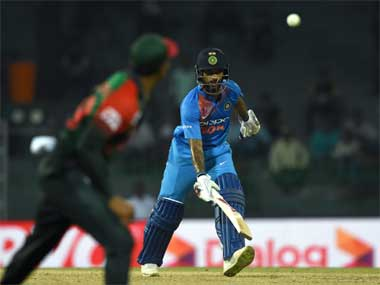 Nidahas Trophy 2018: India aim for spot in final, but buoyed Bangladesh fully capable of springing a surprise