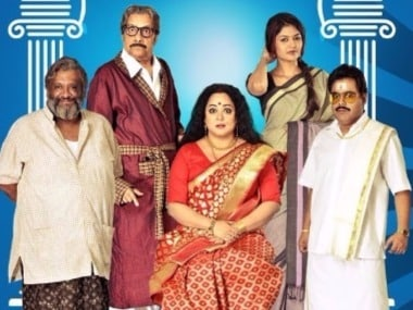 Ka Kha Ga Gha movie review: Starts as breezy comedy, but ends as forgettable, average film