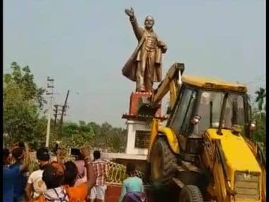 Vladimir Lenin statues pulled down in Tripura: History is unforgiving, especially to those who wish to control it