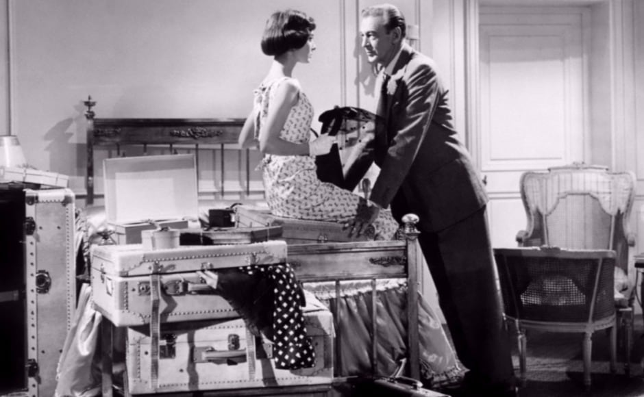 Love In The Afternoon marked another hugely successful Hepburn-Givenchy collaboration.