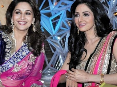 Madhuri Dixit might replace late actress Sridevi in Karan Johar's upcoming period drama Shiddat
