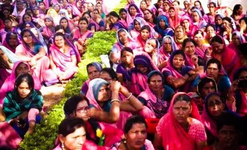 In 2012, Panna had the highest Infant Mortality Rate in the country, which stood at 140 per 1,00,000 live births. Its force of 2,500 Anganwadi workers complain they are overburdened with administrative work and aren't able to focus on primary healthcare. Pallavi Rebbapragada/Firstpost