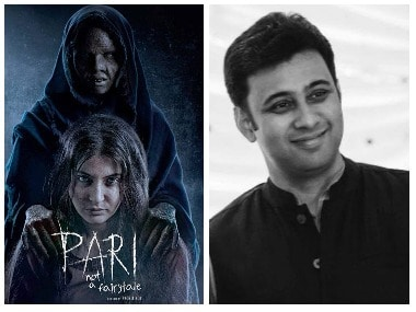Pari director Prosit Roy: A lot of people ask me why I chose a horror film as my debut