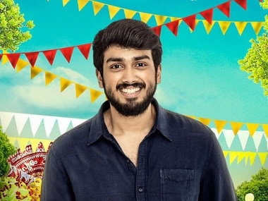 Poomaram movie review: Abrid Shine shines a light on college life in a reality-show-style film