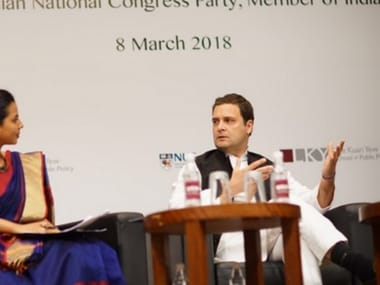 Rahul Gandhi questioned over Congress' economic policies at Singapore event; edited video kicks up storm