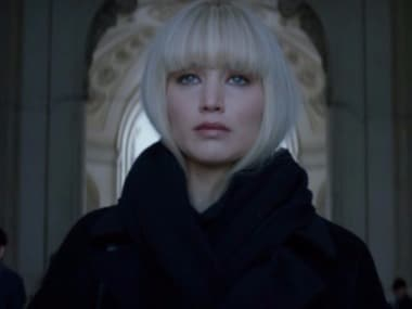 Red Sparrow movie review: Jennifer Lawrence's latest is neither cool spy thriller nor high brow drama