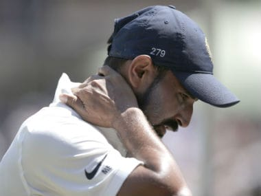 Withholding Mohammed Shami's BCCI contract not a unanimous decision, claims report