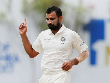 Mohammed Shami to get BCCI contract back if absolved of charges by board's anti-corruption unit